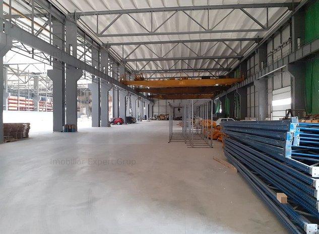 Hale de inchiriat in zona Metalurgiei - imaginea 1