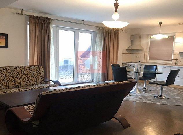 Apartament 2 camere de inchiriat Europe Residence Brasov - imaginea 1