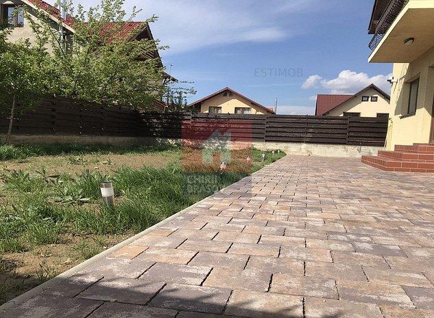 Inchiriere casa noua, mobilata in Ghimbav - imaginea 1
