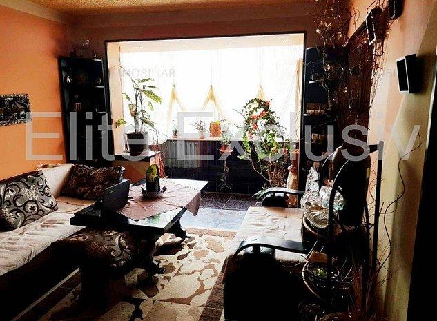 Tomis Nord - Banca Religiilor - Apartament compus din 4 camere, etaj 3. - imaginea 1