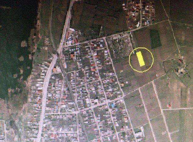 Eforie Sud - teren intravilan 2000mp, deschidere 25,56 - imaginea 1