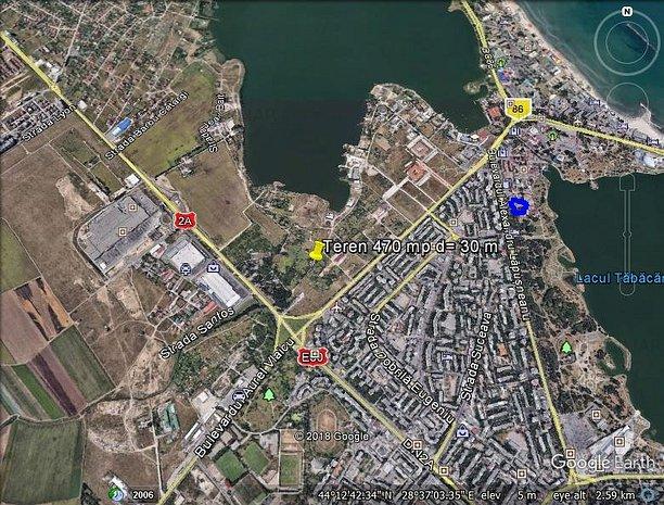 Ideal constructie, langa lac si Campus, zona verde, rezidentiala, utilitati - imaginea 1