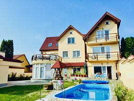 Casa de vânzare 11 camere, în Sânpetru