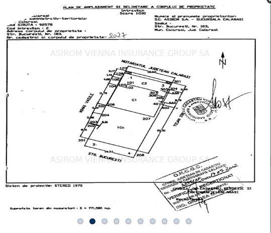 Cladire birouri - imaginea 1