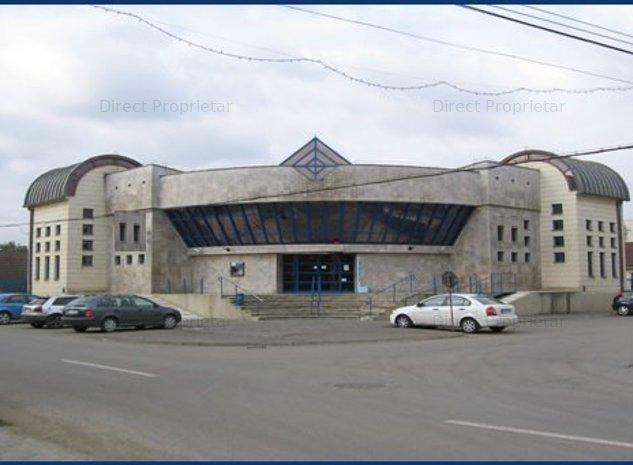 Cladire de birouri, zona centrala Iernut - imaginea 1