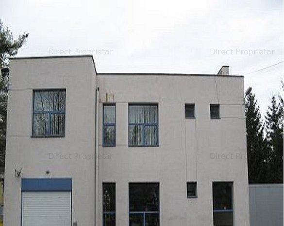 Cladire de birouri, zona centrala, Pascani - imaginea 1