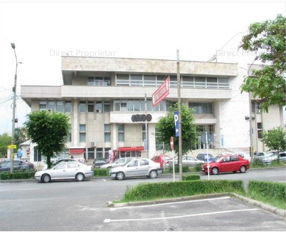 Cladire mixta comercial / birouri / Republicii - imaginea 1