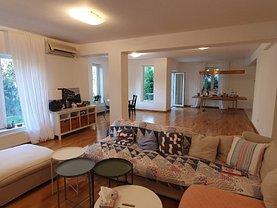 Casa de vânzare sau de închiriat 6 camere, în Bucureşti, zona Pipera