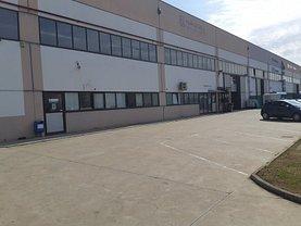 Închiriere spaţiu industrial în Timisoara, Sagului