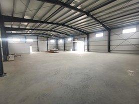 Vânzare spaţiu industrial în Dumbravita
