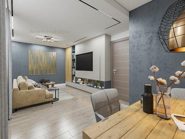 Apartament 2C Decomandat Complex Rezidential Preturi Promotionale! - imaginea 1