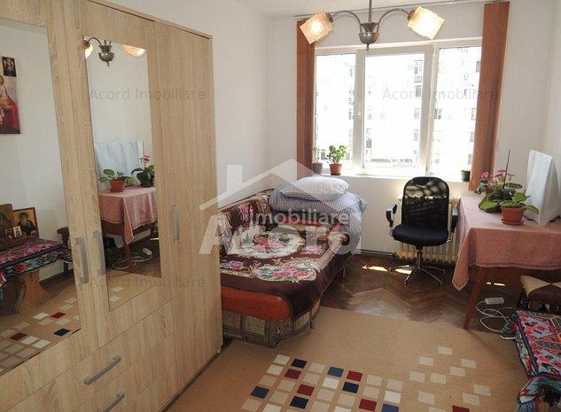 Apart 2 camere decomandat, 55mp, Alexandru cel Bun-parc - imaginea 1