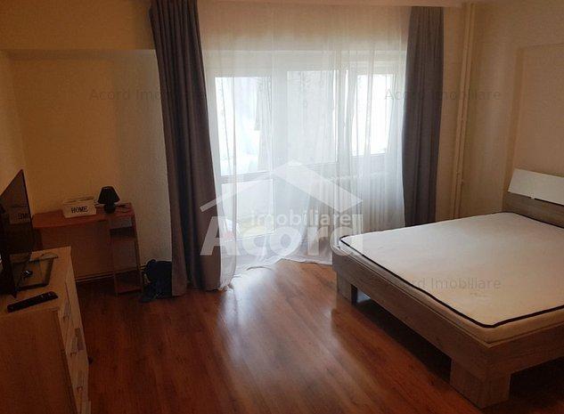 Apartament 1Cam Nicolina Rond Vechi Etaj 1 Bulevard - imaginea 1