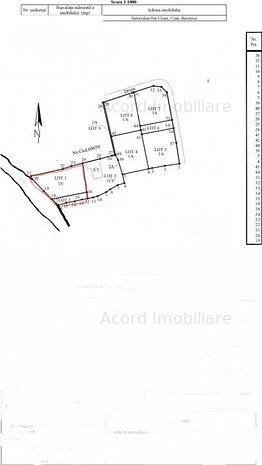 Teren Intravilan cu autorizatie de constructie - imaginea 1