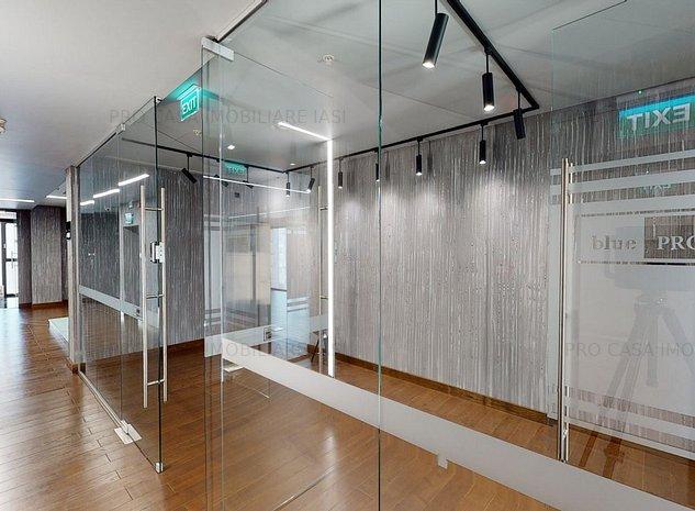 Centru, Palas, birouri, etajul 2, cladire noua - imaginea 1