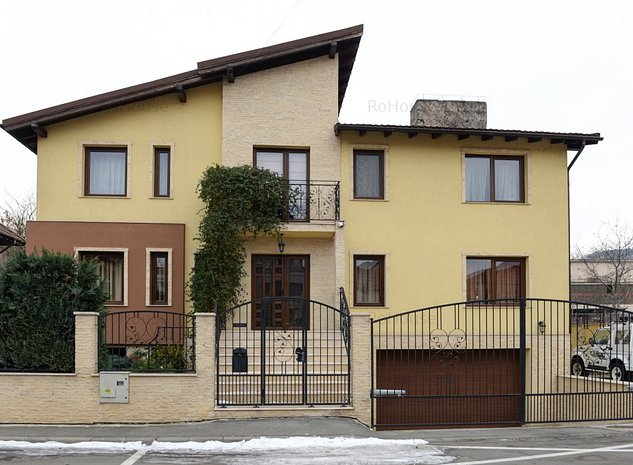 Vila cu arhitectura frumoasa cartier Grigorescu. COMISION 0% - imaginea 1