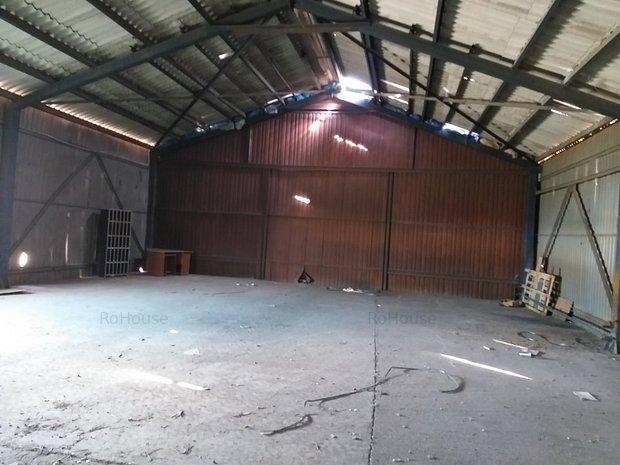 Hala 300 mp depozitare pozitionata pe B-dul Muncii - imaginea 2