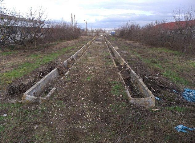 Fundatie 888 mp pt construire hala in Jucu. COMISION 0% - imaginea 1