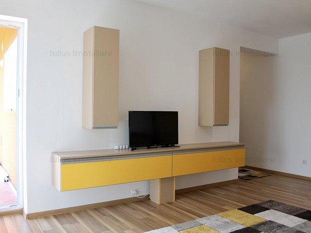 Apartament cu 1 camera, decomandat, loc parcare si Ctr. A.F.P. inclus - imaginea 1