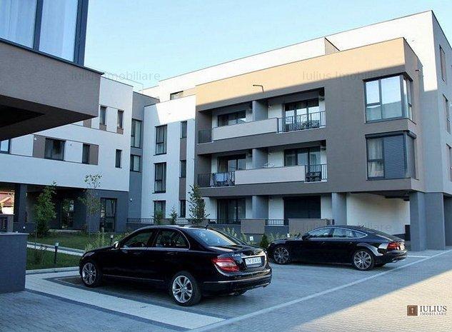 Bloc nou, apartament modern, loc de parcare inclus - imaginea 1