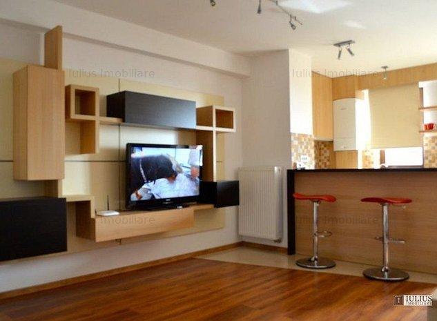Apartament spatios, compartimentare inteligenta, conditii deosebite ! - imaginea 1