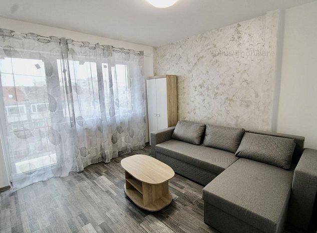 Apartament 2 camere,2 bai cu scara interioara, centrala proprie, amenajat modern - imaginea 1