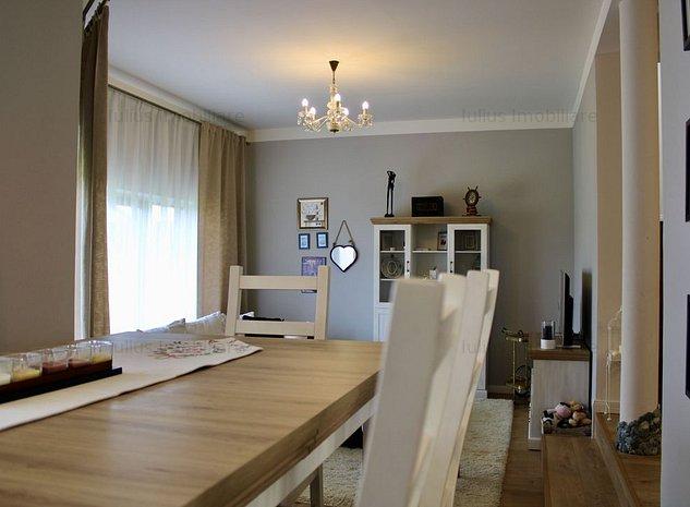 Duplex in stil scandinav, mobila de calitate, gradina si garaj. - imaginea 1