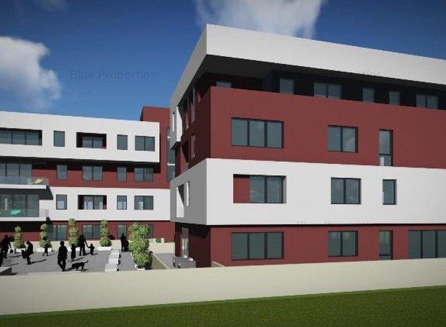 Apartament 2 camere cu balcon de 3 mp - imobil nou, Pipera - imaginea 1