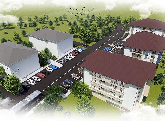 Apartament cu 2 camere  Galata-Platoul Insorit Cod oferta 134019 - imaginea 1