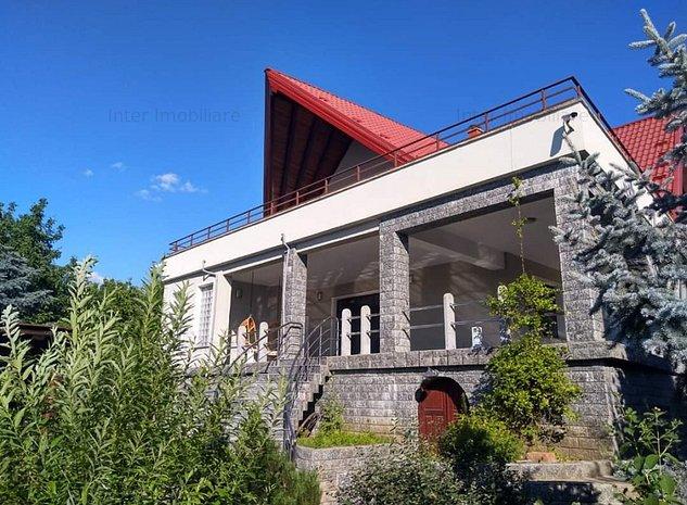 Vila SUPERBA cu piscina,sauna si foisor-BUCIUM-7 CAMERE 1600EURO - imaginea 1