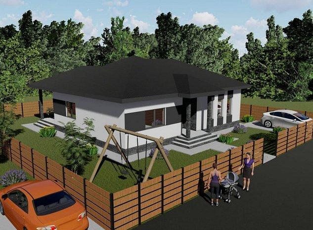 Casa stil mediteranian cod 139874 - imaginea 1