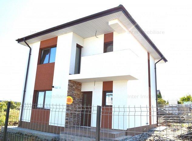 Vila 3 camere, finalizata, Valea Adanca, pret: 90.000euro, cod oferta: 138067 - imaginea 1