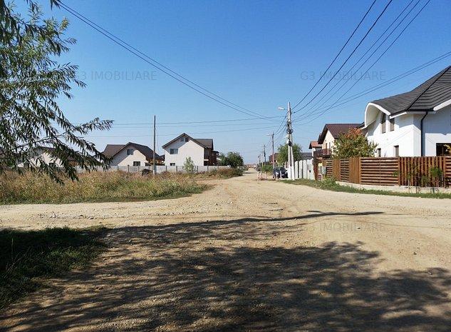 Lot de teren / Pantelimon - zona nord - imaginea 1