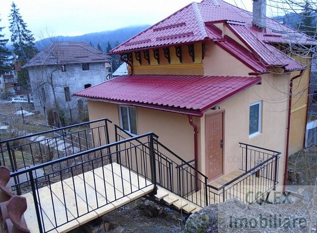 Apartament in vila D+P+M - imaginea 1