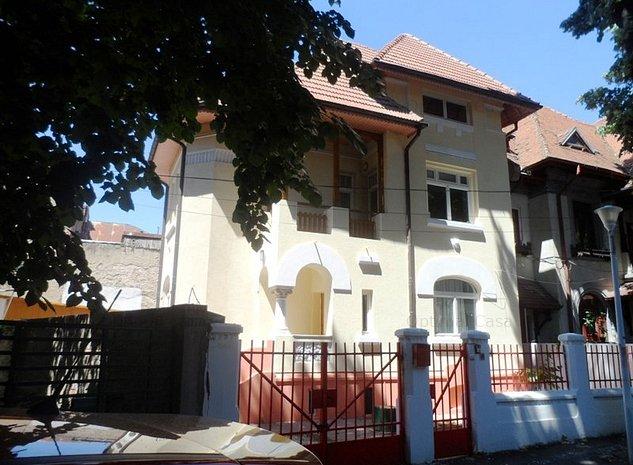 Vila Kiseleff(Clucerului),rezidenta sau birouri - imaginea 1