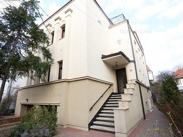 Imobil unicat, ideal resedinta de lux, ambasada, birouri - imaginea 1