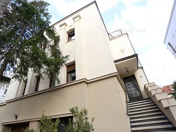 Imobil unicat, ideal resedinta de lux, ambasada, birouri - imaginea 2