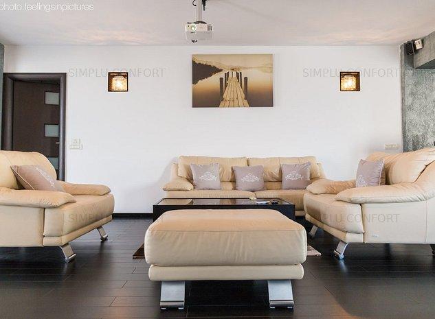 Hotel Rin apartament 3 camere 150 mp - imaginea 1