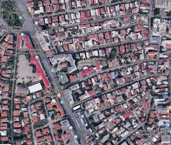 Vanzare teren Dorobanti - 340mp - imaginea 1