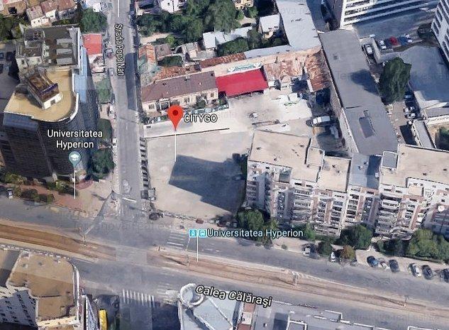 Inchiriez teren centru Bucuresti - Universitatea Hyperion - imaginea 1