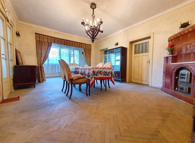 1 Mai, Domenii, Caraiman, apartament in vila, 100 mp - imaginea 1