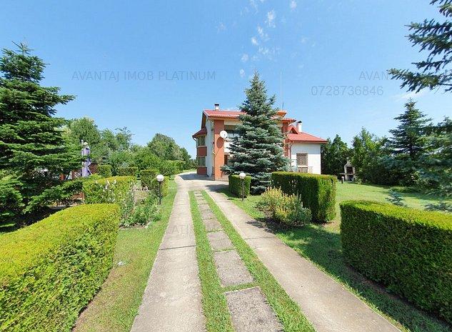 Bolintin Deal, vila cu o curte superba de 5000 mp - imaginea 1