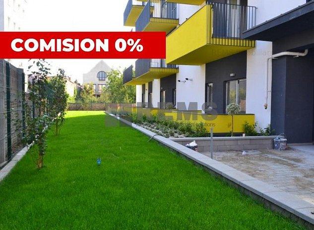 COMISION 0 Apartament cu 1 camera zona P-ta M.Viteazu, decomandat, TVA inclus - imaginea 1