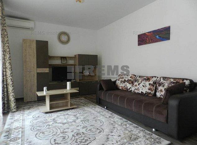 Apartament semidecomandat, mobilat si utilat complet - imaginea 1