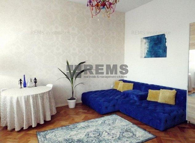 Apartament cu 2 camere in Centru, zona P-ta Mihai Viteazu, mobilat si utilat - imaginea 1