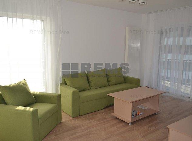 Apartament 2 camere Sohipa Residence - imaginea 1