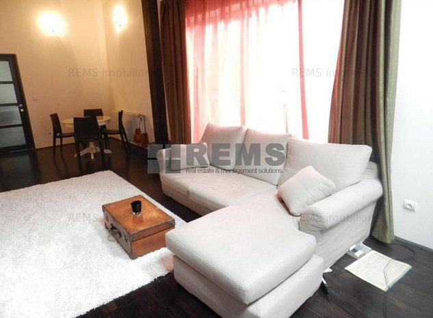 Apartament 1 camera + nisa dormit, zona Iulius Mall, 53 mp - imaginea 1
