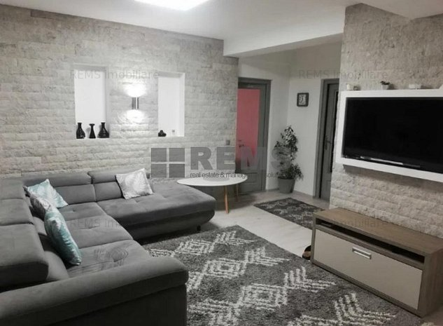 Apartament 3 camere, 80 mp, zona Parcul Clujana - imaginea 1