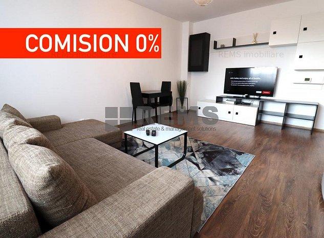 Comision 0! - Apartament cu 2 camere in bloc nou, cu garaj, str Romul Ladea - imaginea 1