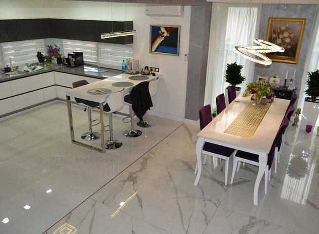 Casa individuala, 6 camere, superfinisata, mobilata si utilata! - imaginea 1